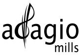 Adagio Mills NO background